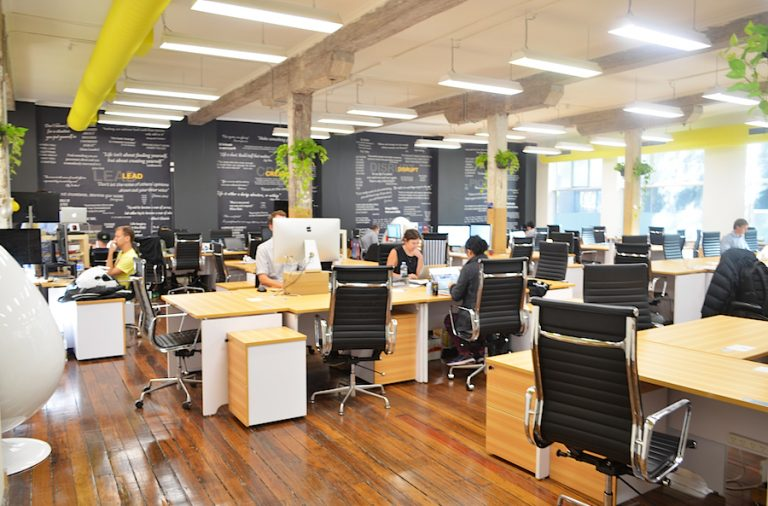 Why your Startup Should Start in a Coworking Space